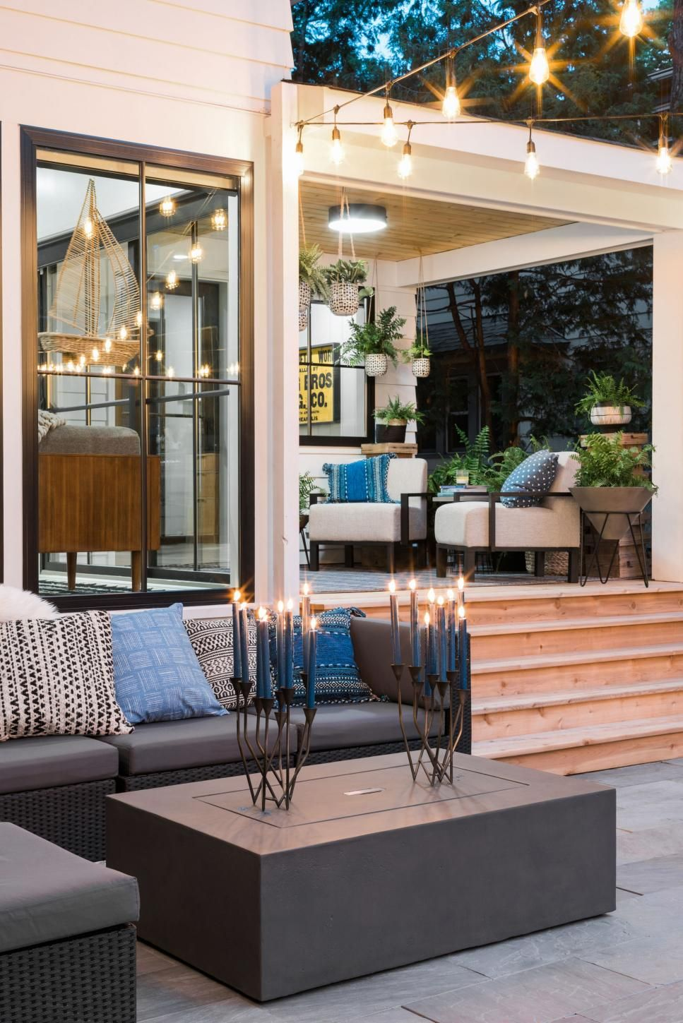 Hygge Design Pictures From HGTV Urban Oasis 2019 | HGTV ... on Urban Living Outdoor id=73682