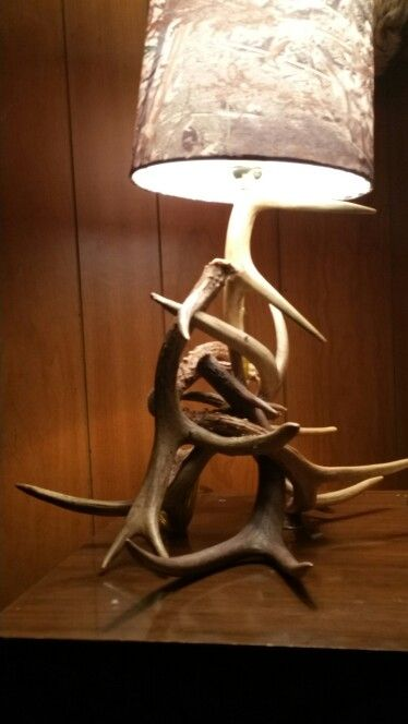 Diy Deer Antler Lamp Antler Lamp Lamp Deer Antler Lamps