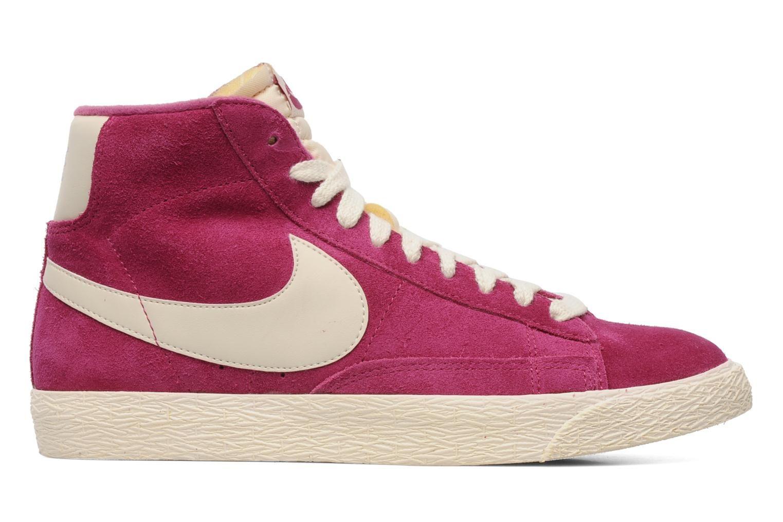 Wmns Blazer Mid Suede Vintage Nike (Rose) : livraison gratuite de vos  Chaussures de