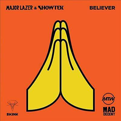 I Just Used Shazam To Discover Believer By Major Lazer Showtek Http Shz Am T330757035 Major Lazer Showtek Edm Music