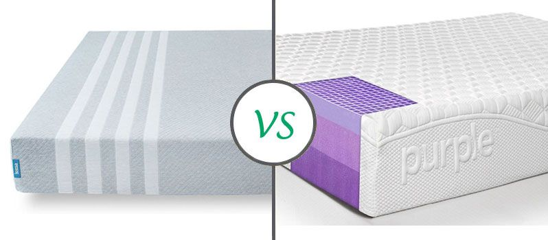 Leesa Vs Purple Mattress Review Which One Is Better Purple Mattress Purple Mattress Reviews Mattresses Reviews