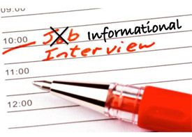 questions informational interview