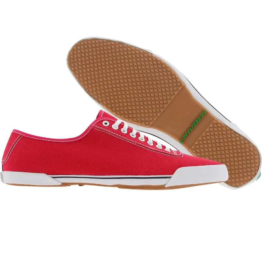 32858324ad16 PF Flyers Womens Pintail (red) PW07PTRD -  39.99