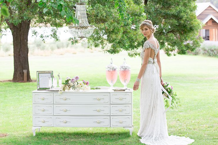 French Provincial Wedding Inspiration The Playbook