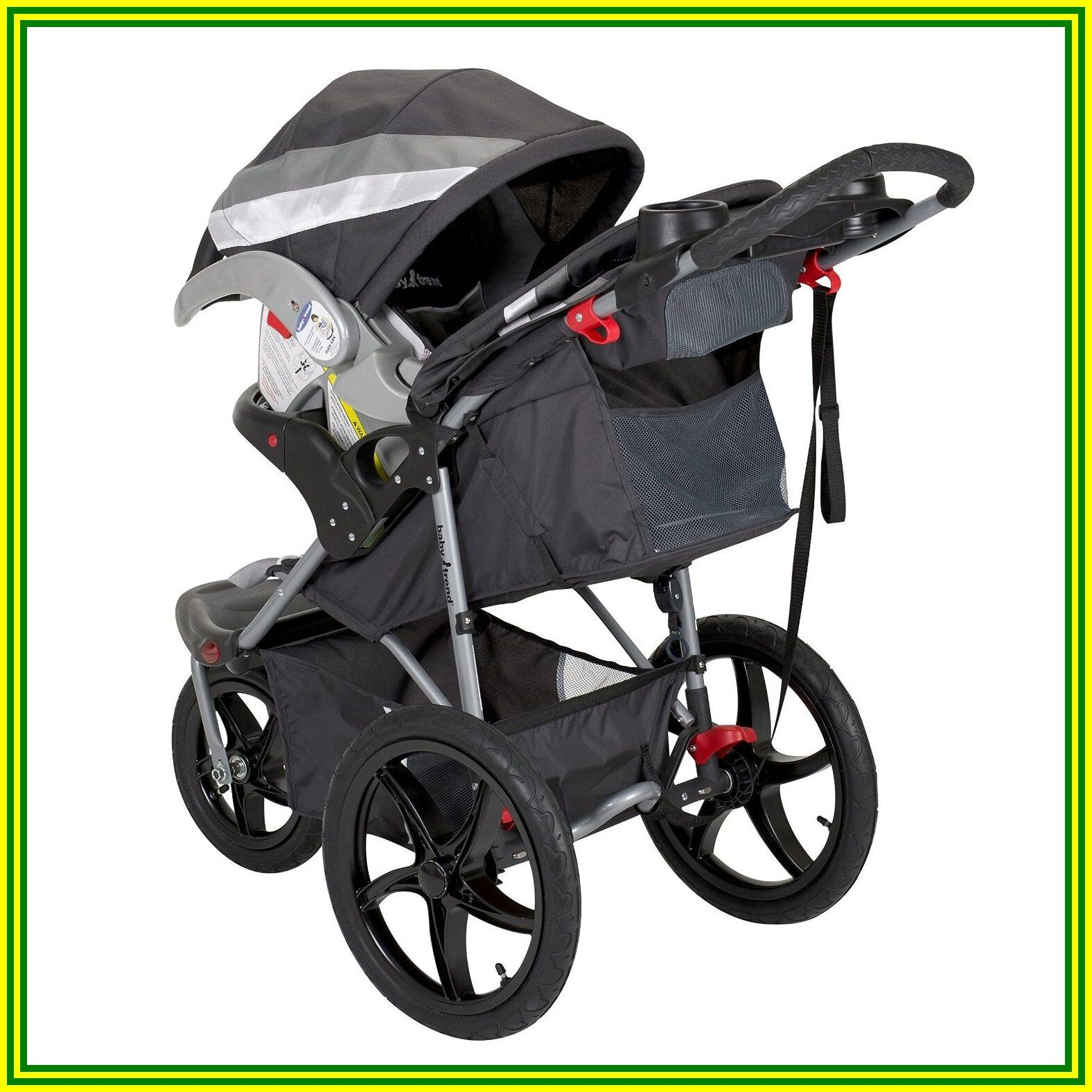 108 reference of jeep jogging stroller car seat