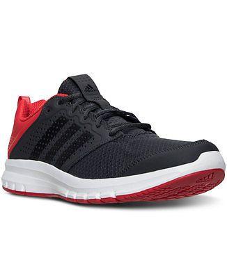 Adidas s77493 uomini maduro le scarpe da corsa, dgh solid grey / core