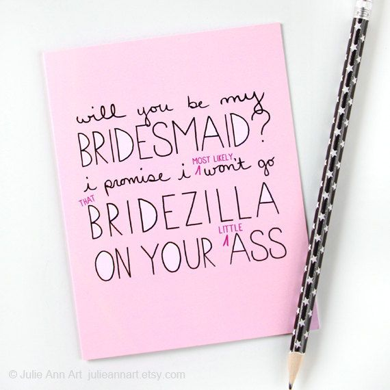 Hey, I found this really awesome Etsy listing at https://www.etsy.com/listing/180828023/will-you-be-my-bridesmaid-card-i-promise