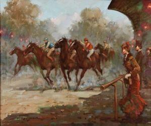 Tommaso Principe - Horse Racing