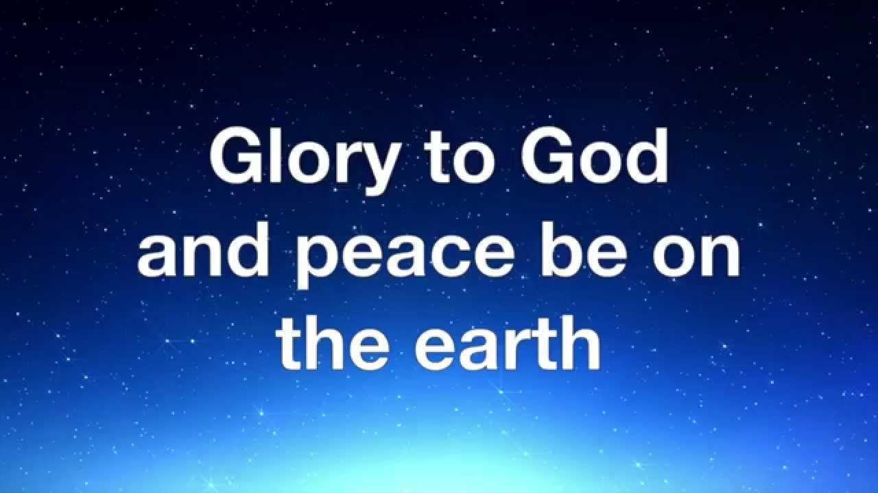 glory in the highest chris tomlin httpsitunesapplecomusalbumglory in highest christmasid723793424 lyric videos pinterest christmas albums