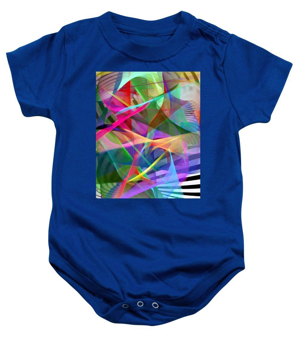 Baby Onesie - Abstract 9488