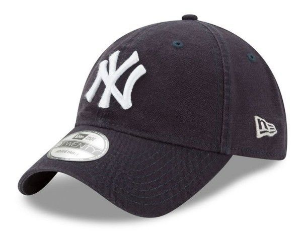 cc80a4d7c1e New Era MLB Men s 9Twenty Core Classic New York Yankees Baseball Hat  80445605