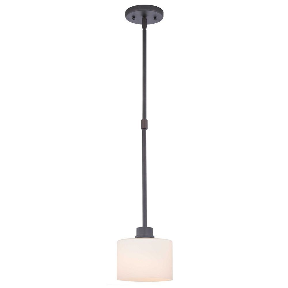 Dolan designs lighting bronze mini pendant light with white glass dolan designs lighting bronze mini pendant light with white glass drum shade 1261 46 aloadofball Gallery