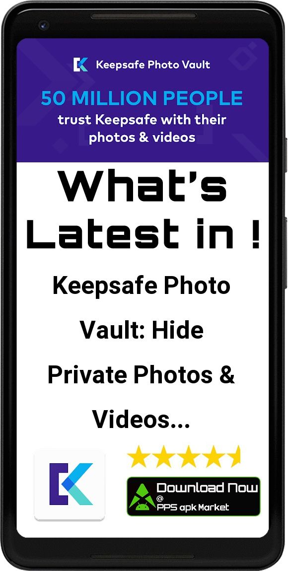 Keepsafe Photo Vault: Hide Private Photos & Videos App