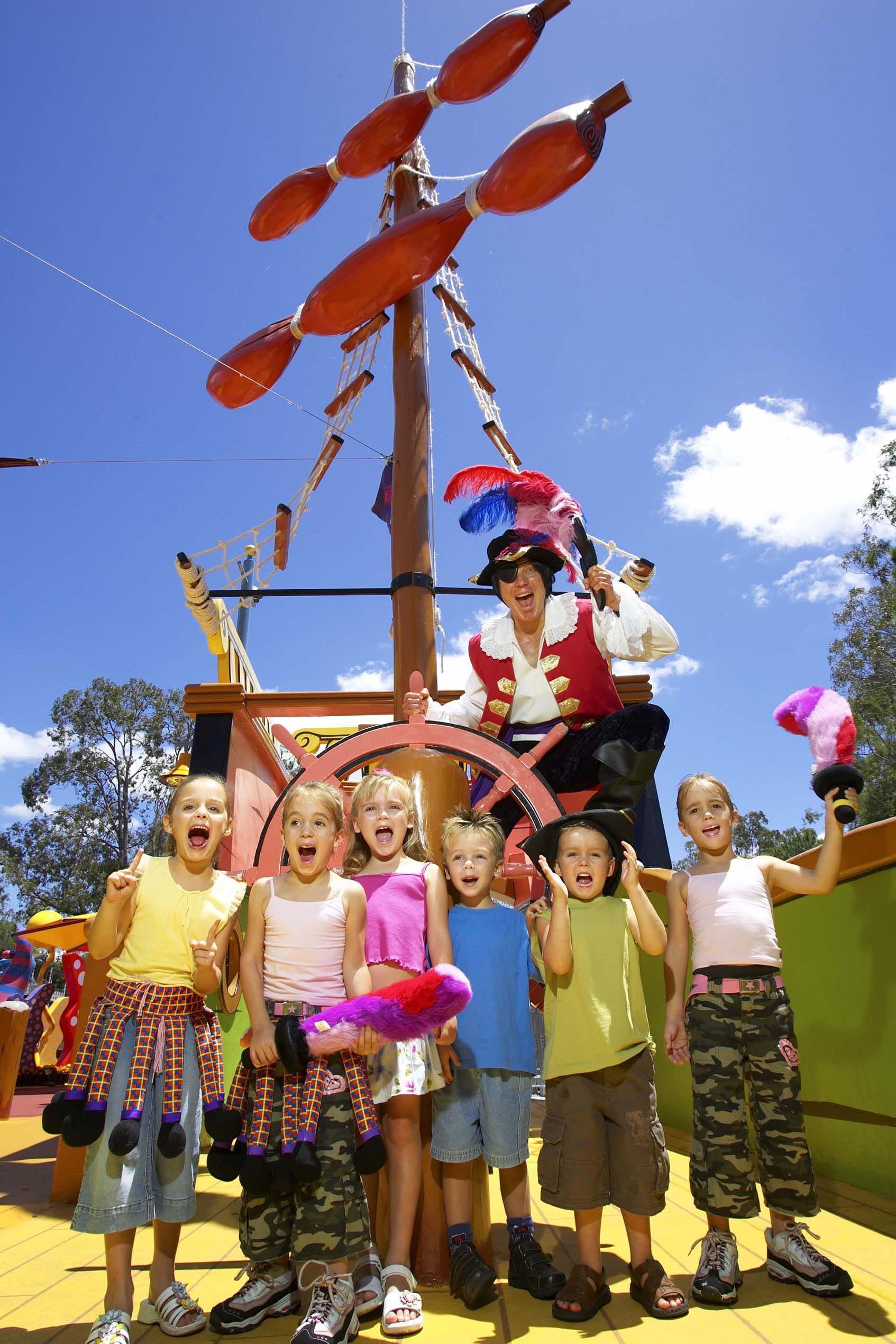 Dreamworld gold coast theme park australia gold coast