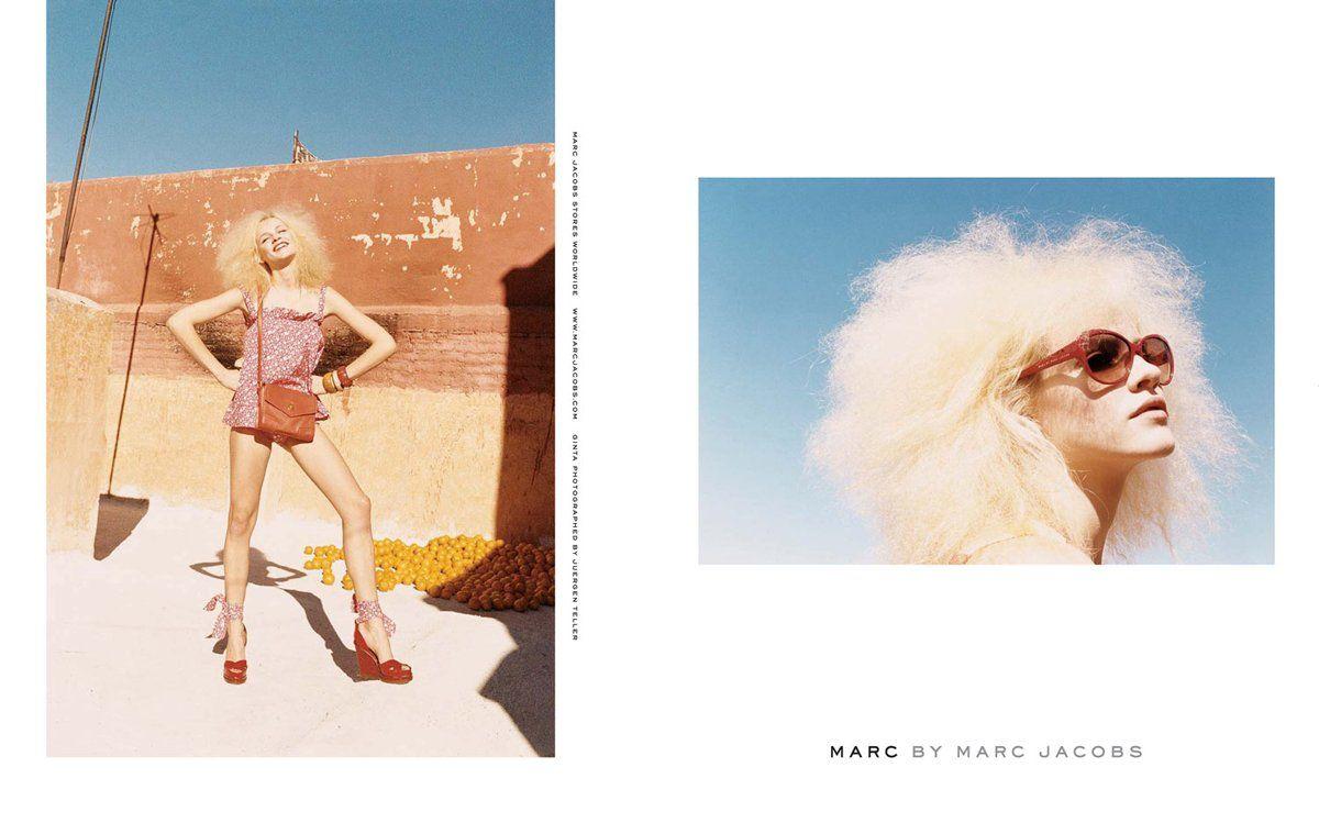 Juergen Teller Photography Marc Jacobs