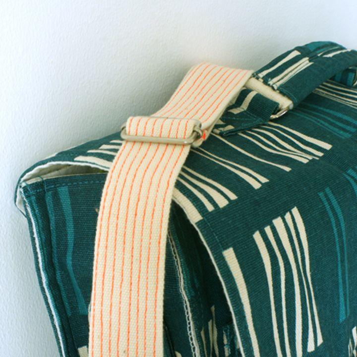 Curl Up: zelf tassenband maken