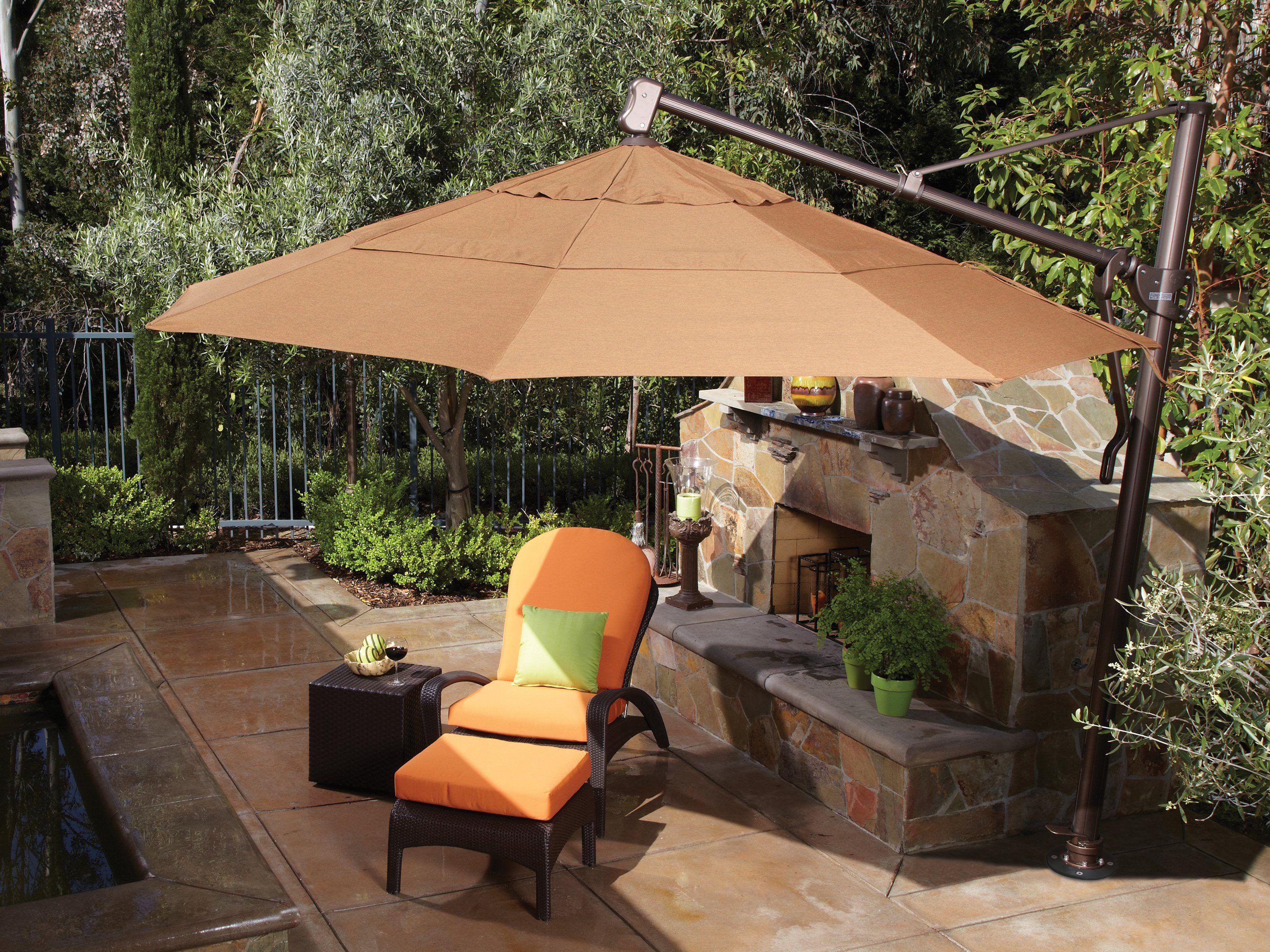 Umbrella 11 Cantilever Patio Patio Umbrellas Outdoor Garden Furniture