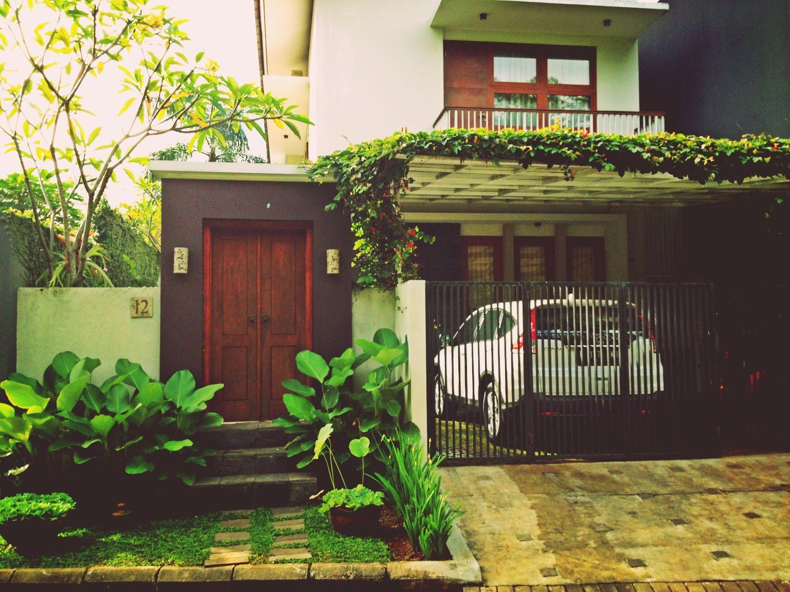 my tropical house in bogor architecture u0026 decore pinterest