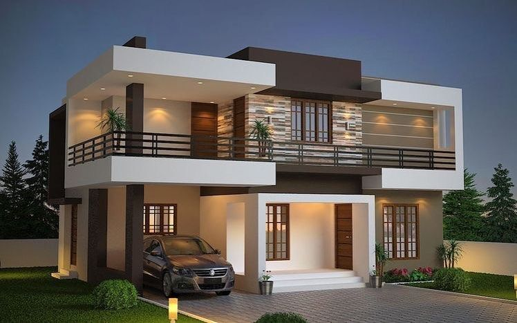 999 Best Exterior Design Ideas Exterior Homedecor Homedec In 2020 Duplex House Design Kerala House Design Bungalow House Design