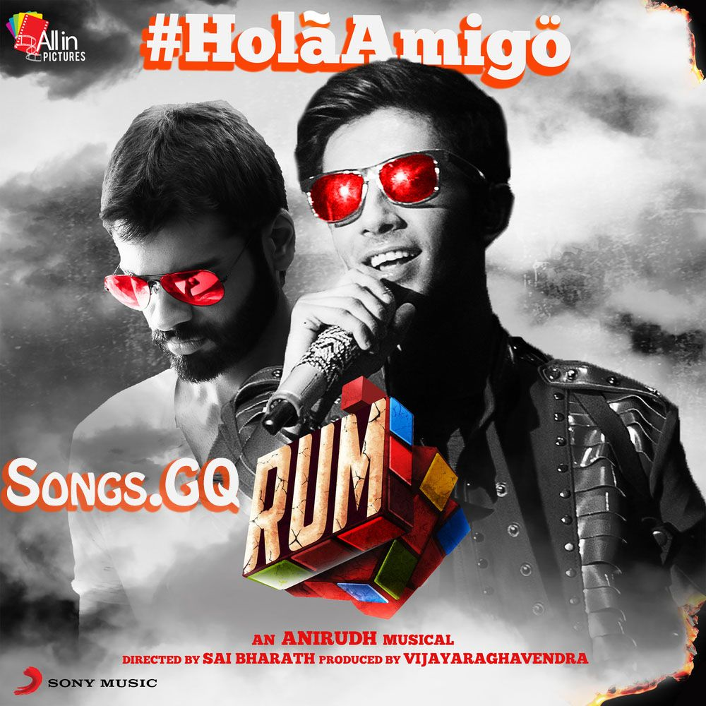 Hola Amigo by Anirudh FREE Download Download the latest single \