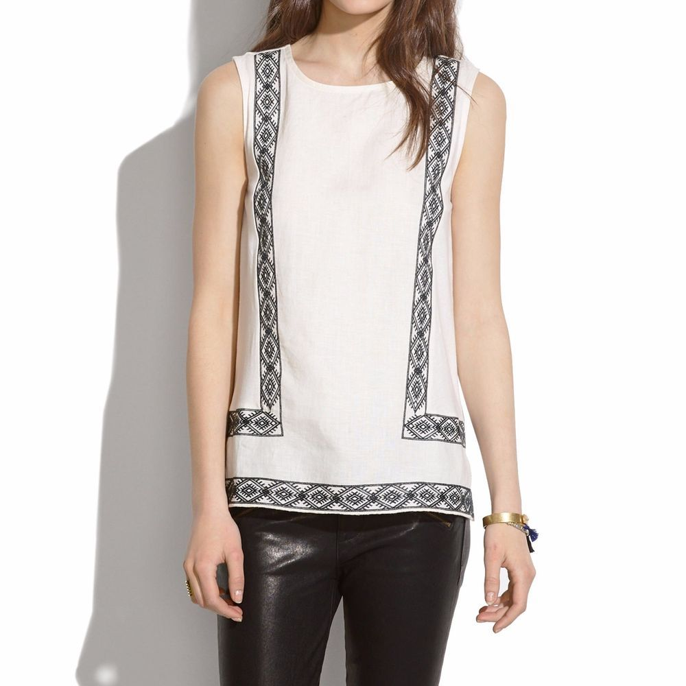 NEW Hilary Duff Womens Junior Sizes S-M-L-XL Concert Black White Tank Top Shirt