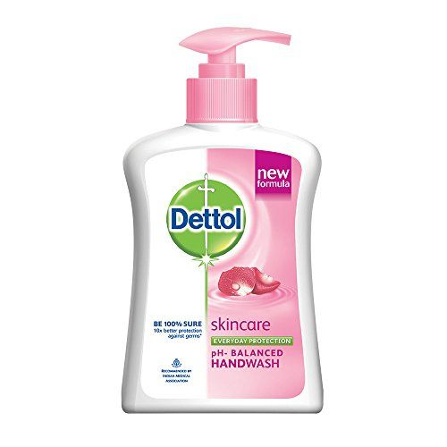 Dettol Skincare Liquid Hand Wash 225ml Be Sure To Check Out