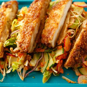 Asian style chicken receipe rachael ray