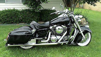 2002 Kawasaki Drifter 1500 Kawasaki Vulcan 2002 Kawasaki