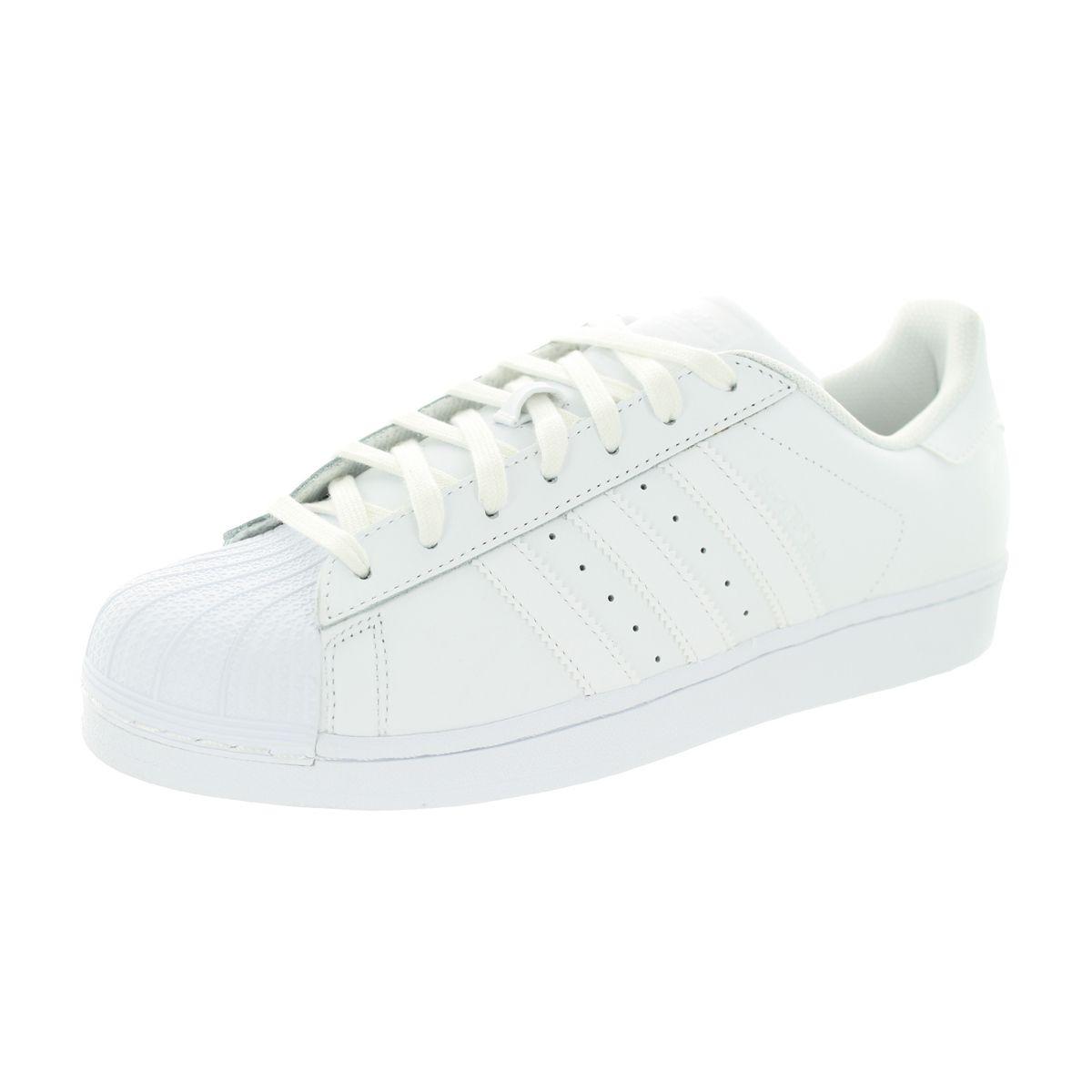 Adidas Men's Superstar Foundation Originals // Basketball Shoe