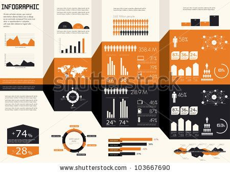 Stock vector detail infographics set world map and information stock vector detail infographics set world map and information graphics gumiabroncs Gallery