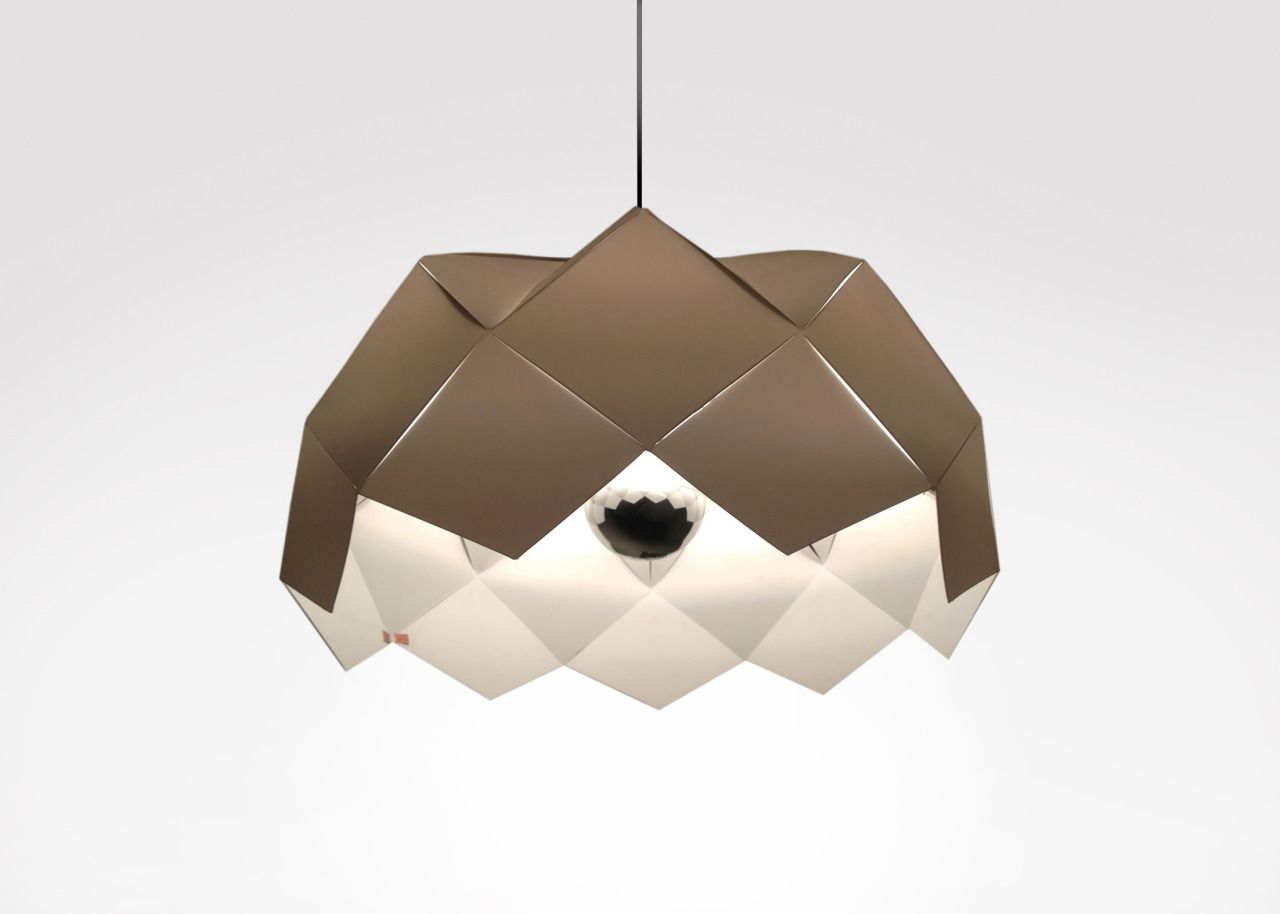 Artichoke is a flat pack mathematically calculated lamp shade made artichoke is a flat pack mathematically calculated lamp shade made from laser cut polypropylene sheeting flat pack items allow companys to sell items at a aloadofball Image collections