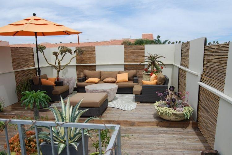 Moderne Terrassen Und Gartengestaltung U2013 42 Bilder