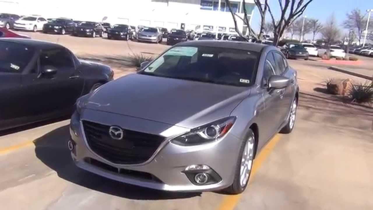 Dfw Tx Find 2014 2015 Mazda3 Vs Honda Civic Vs Nissan Versa