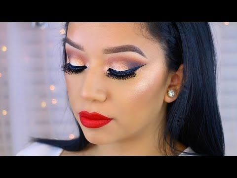 Dramatic Makeup Look feat Morphe 35O Palette - YouTube ...