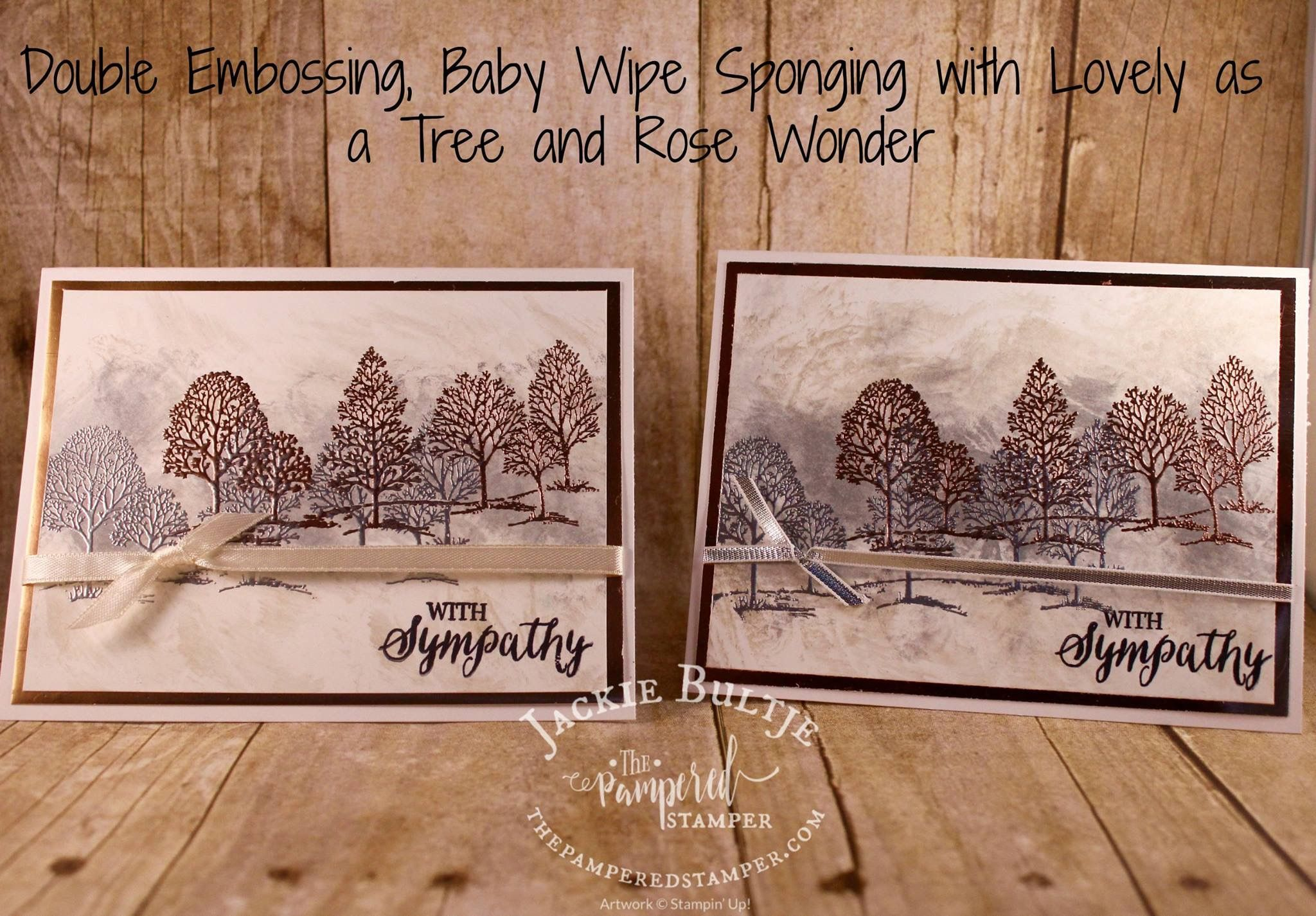 Pin by Deb Wickware on Lovely as a tree cards Baby wipes