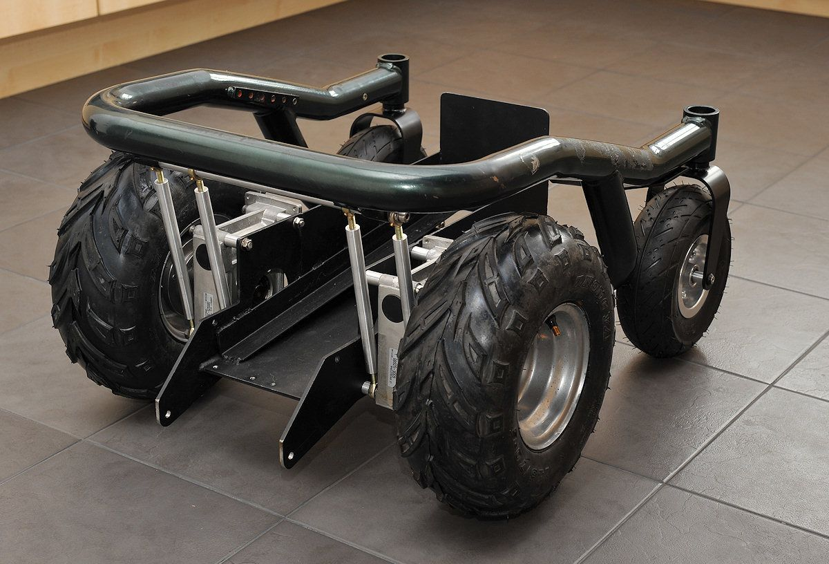 Homemade OffRoad Vehicles will show you the tyres I