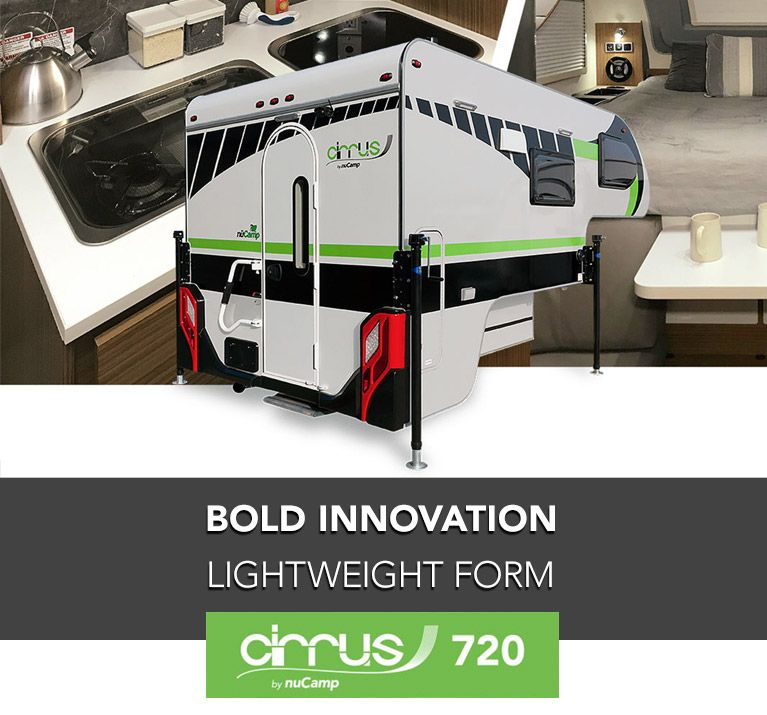 The Cirrus 720 Truck Camper Vehicles Boats Rv S Campers