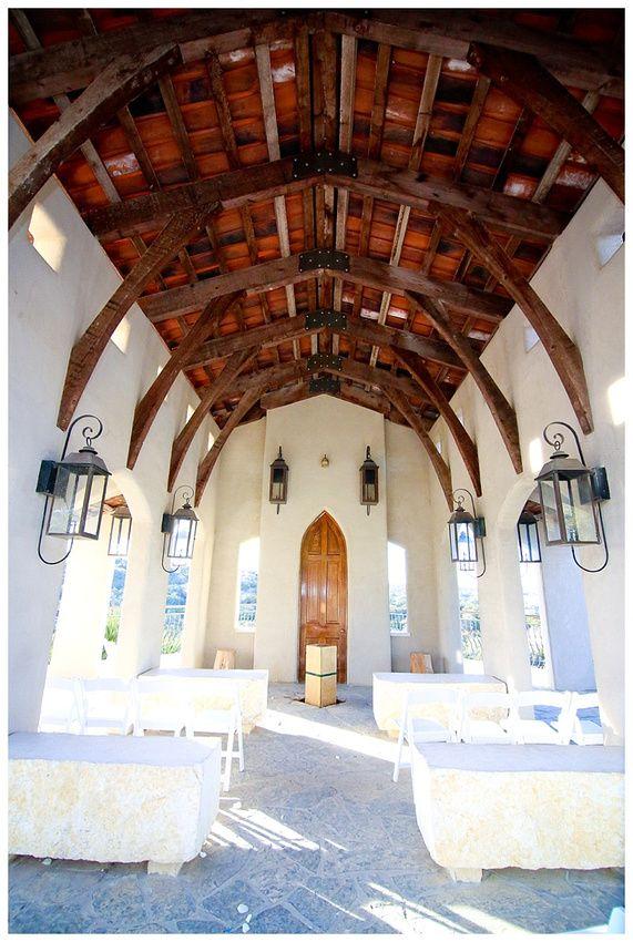 Chapel Dulcinea Wedding Austin Texas Weddings Hill Country