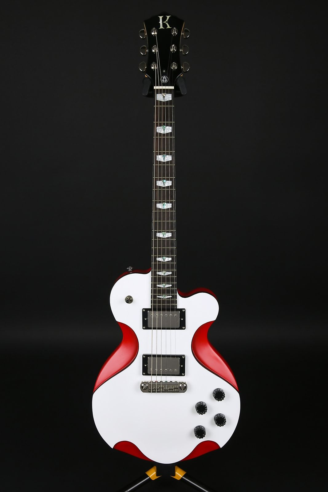 kraken janus supreme sport unique design electric guitar reverb eddie van halen in 2019. Black Bedroom Furniture Sets. Home Design Ideas