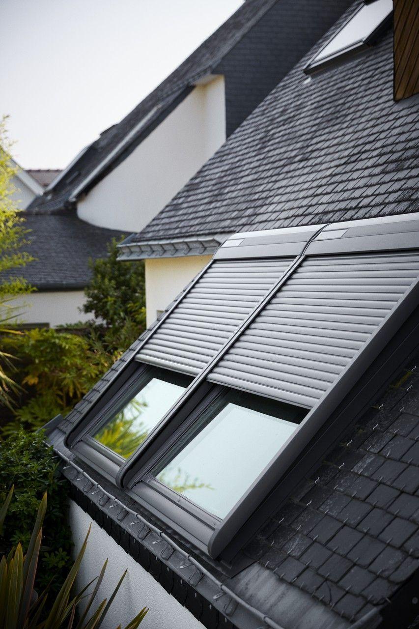 Velux Rollladen Velux Rollladen Effektive Bilder Die Velux Rollladen Velux Rollladen Effektive Bilder Di In 2020 Dachfenster Dachfenster Rolladen Oberlicht
