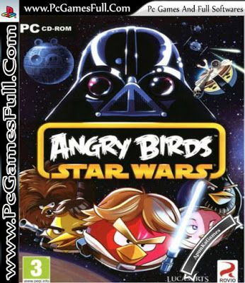Angry Birds Star Wars Video Pc Games Highly Compressed Setup Rip