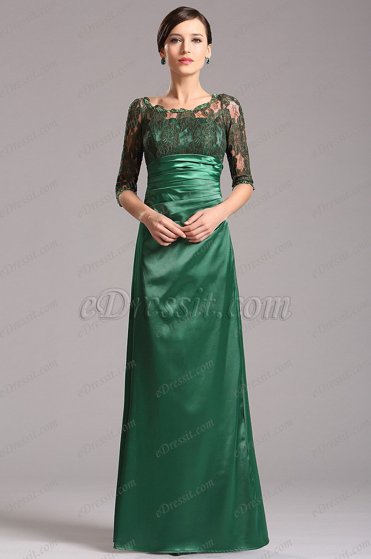 robe de soirée longue verte émeraude , Recherche Google