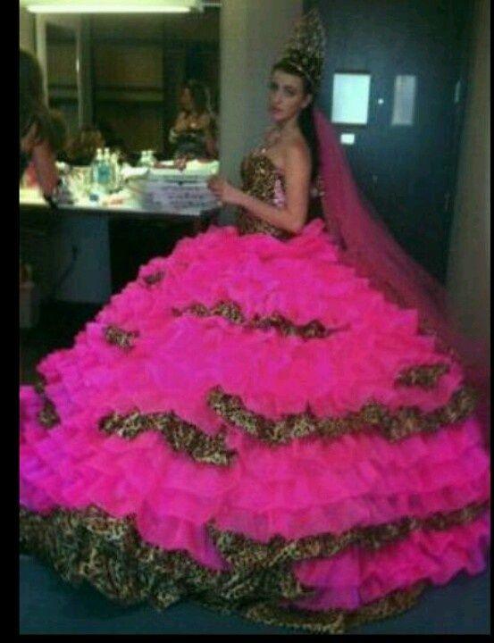 Pink Camo Sweet 16 Dresses