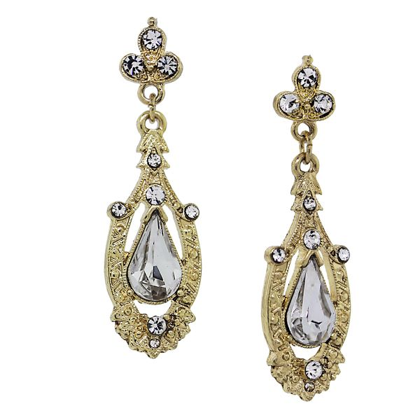 Edwardian Jewelry | Downton abbey, Drop earrings and Drop