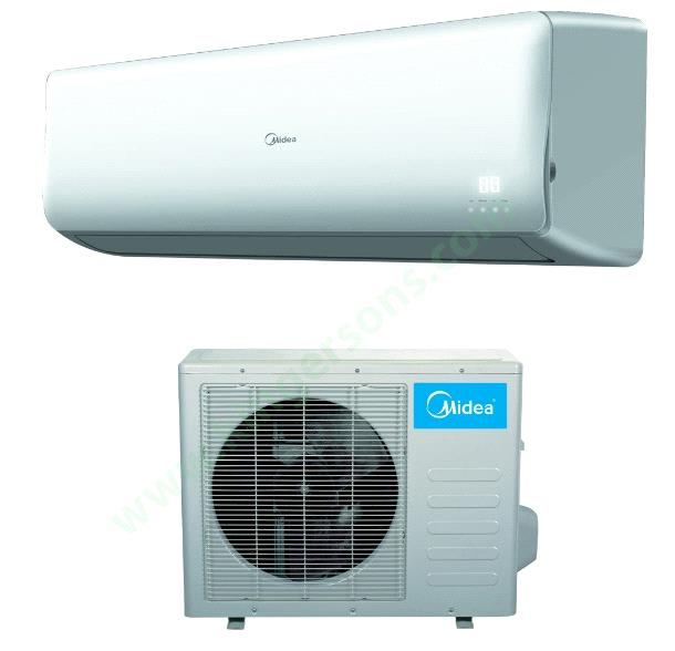 Cost Of Midea MEHS09AVH1 MCHS09AVH1 Solar Powered air