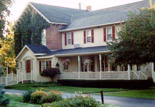 Asa Ranson House - Buffalo, NY