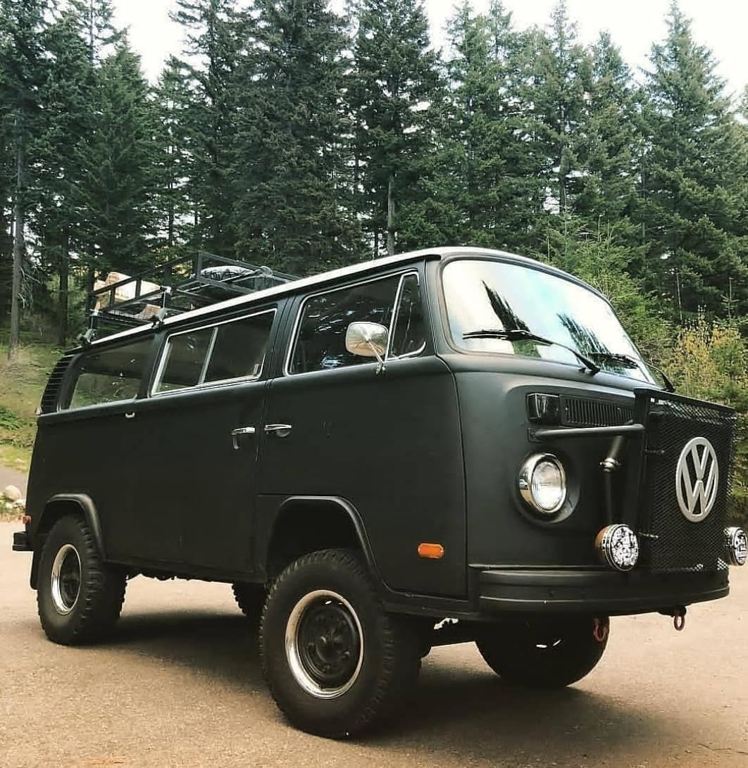 Who Needs Roads When You Have This Machine Vw Bus Camper Vw Bus T2 Volkswagon Van