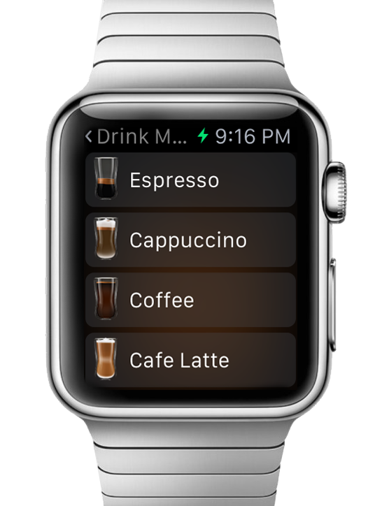 Top Brewer apple watch app (goes with that awesome coffee