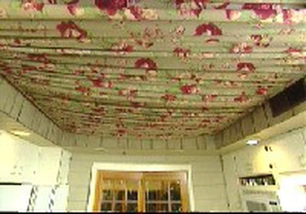 fabric ceiling basement unfinished basements unfinished basement ideas