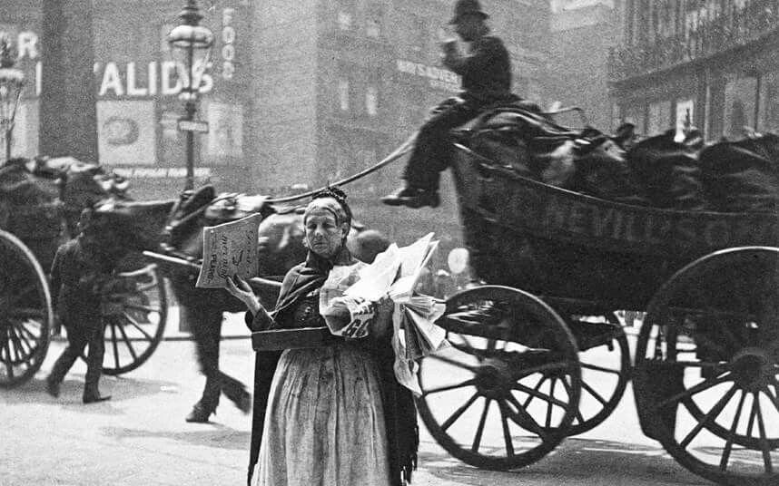 Ludgate Circus 1893